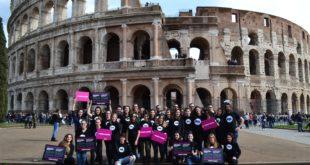 Giovane ambasciatrice di Formia si unisce alla lotta globale contro la povertà estrema