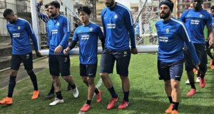 Calcio: Il Verona in ritiro a Formia