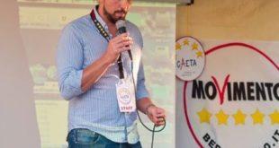 Gaeta, Trano (M5S) eletto alla Camera
