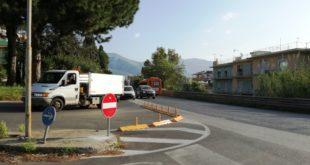 Viabilità a Gaeta: rafforzata la sicurezza stradale all'incrocio SR 213 Flacca – viale America