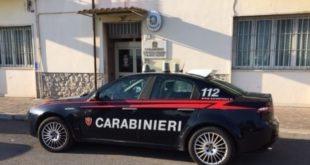 Formia, prima rubano e poi speronano un Carabiniere: due persone denunciate