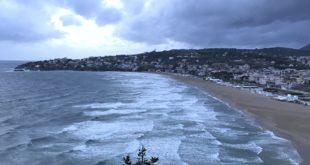 Condizioni meteo avverse: soppressi i collegamenti con le isole pontine