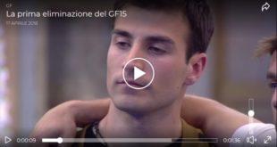 Simone eliminato: L'avventura al Grande Fratello dell'atleta di Formia termina subito