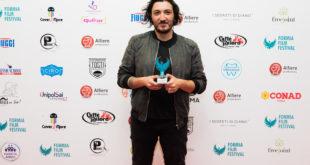 Il regista pugliese Tiziano Russo è il vincitore italiano del Formia Film Festival 2018