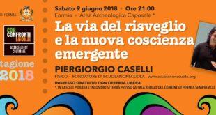 Formia, incontro con Pier Giorgio Caselli