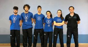 Gaeta – Riccione, viaggio da medagliere per l'A.S.D. Taekwondo Carangelo