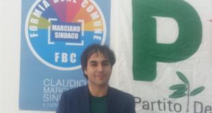 """Ballottaggio a Formia, Claudio Marciano: """"Paola Villa male minore, faremo opposizione costruttiva"""""""