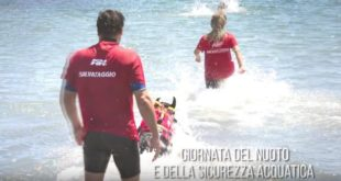 """""""Per evitare un mare di guai"""" a Serapo la giornata del nuoto e della sicurezza acquatica"""