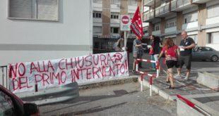 """Gaeta, Partito Comunista: """"No alla chiusura del punto di primo intervento!"""""""