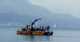 """Raccolta di pneumatici nel Porto di Gaeta: L'iniziativa di """"Marevivo"""" e """"Ecotyre"""""""