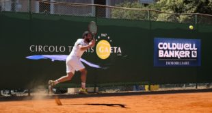 Tennis, il CT Gaeta a Crema per inseguire i playoff