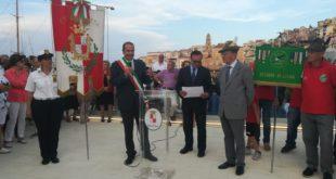 """Inaugurato ieri il Bastione """"La Favorita"""". Il bene torna alla città dopo 70 anni di abbandono"""