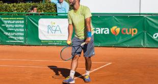 L'argentino Juan Pablo Paz e il siciliano Mirko Cutuli  finalisti al Torneo ITF Città di Gaeta