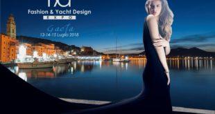 Gaeta, dal 13 al 15 luglio il Fashion & Yacht Design Expò: Moda e nautica insieme per riqualificare il territorio