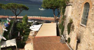 Circolo Tennis Gaeta, emessa l'ordinanza di demolizione delle opere edilizie abusive
