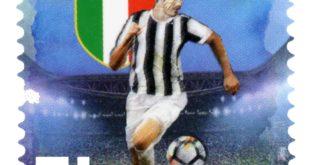 La Juventus vince anche sui francobolli
