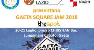 Acs Oasi Verde e The Spot Ssdl presentano Gaeta Square Jam 2018!