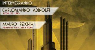 CasaPound Sud Pontino presenta il libro di Carlomanno Adinolfi