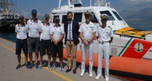 L'Onorevole Trano fa visita alla Capitaneria di Porto – Guardia Costiera di Gaeta