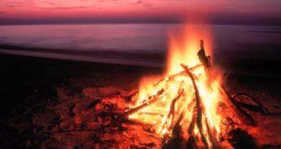 Formia, divieto di campeggio e accensione fuochi sul litorale dal 14 al 16 agosto