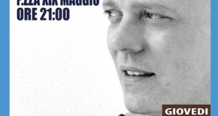 """Arena Virgilio 2018: Gigi D'Alessio in """"Live Tour"""""""