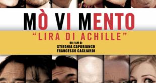 """""""Mò Vi Mento – Lira di Achille"""" al Napoli Film festival"""