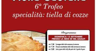 """""""Maestri della tiella Gaetana"""": tutto pronto per la 6° edizione"""