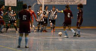 Calcio a 5 Femminile, PSG sconfitta a Sora