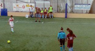 Calcio a 5 femminile, vittoria all'esordio per la PSG Don Bosco