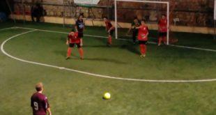 Calcio a 5 femminile, pari tra PSG Gaeta e Fondi