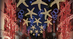 """Gaeta: conferenza stampa di presentazione di """"Favole di Luce"""". Nel Golfo ritorna la magia delle Luminarie"""