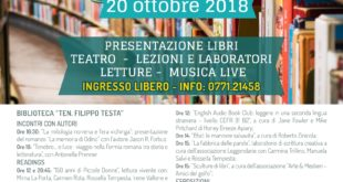 "A Formia il ""Library Day"""