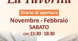 """Bastione """"La Favorita"""", nuovi orari di apertura al pubblico"""
