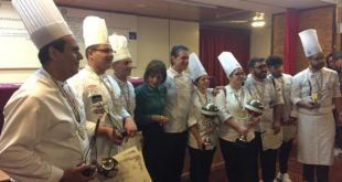 A Formia grande successo per la Festa Nazionale del Cuoco. Tutti i premiati