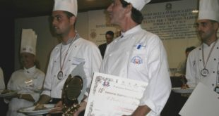 I Cuochi del Lazio celebrano a Formia la Festa Nazionale