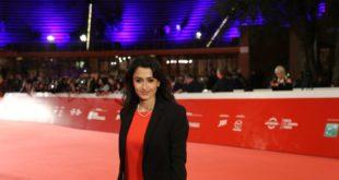 La regista gaetana Stefania Capobianco al 72º festival Internazionale del cinema di Salerno