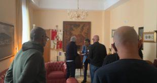 """Gaeta: partono le riprese di """"Compromessi sposi"""", con Vincenzo Salemme (#video)"""