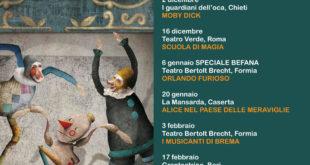 "A Formia ""Famiglie a teatro"""