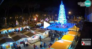 Luminarie di Gaeta, webcam live dalle principali piazze: Non perdere lo spettacolo!