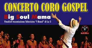 I Big Soul Mama a Formia domenica 30 dicembre