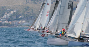 Il Golfo di Gaeta scelto per i campionati Mondiali F18 2020