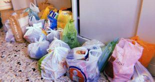 Formia Solidale, raccolta di beni alimentari