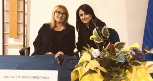 Open Day al Fermi di Gaeta con la regista Stefania Capobianco