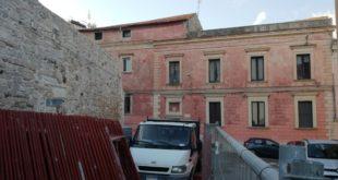 Gaeta, iniziati i lavori di recupero dell'edificio in via Pio IX a sostegno delle fasce sociali più deboli