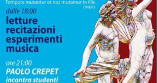 """Formia, il Liceo Classico apre le porte alla """"Notte Nazionale"""""""