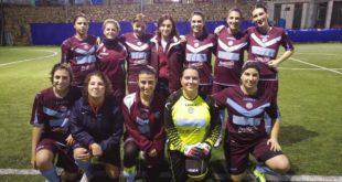 Le ragazze della Psg Don Bosco battono il Vis Sora 4 a 0