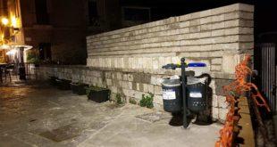 """Formia, muro di mattoni su antiche mura. Cardillo Cupo: """"Una follia intollerabile"""""""