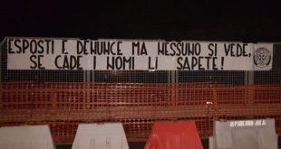 """Cavalcavia di Penitro, CasaPound tiene alta l'attenzione """"Se cade i nomi li sapete"""""""