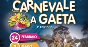 Carnevale di Gaeta, presentata la terza edizione