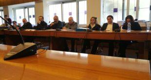 Audizione presso la Regione Lazio sulla erosione costiera
